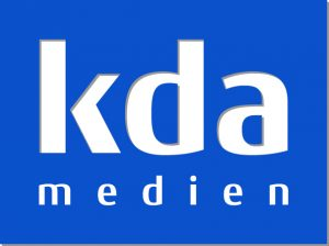 Logo kda medien