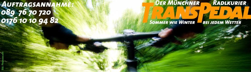 TransPedal Fahrrad-Kurier München