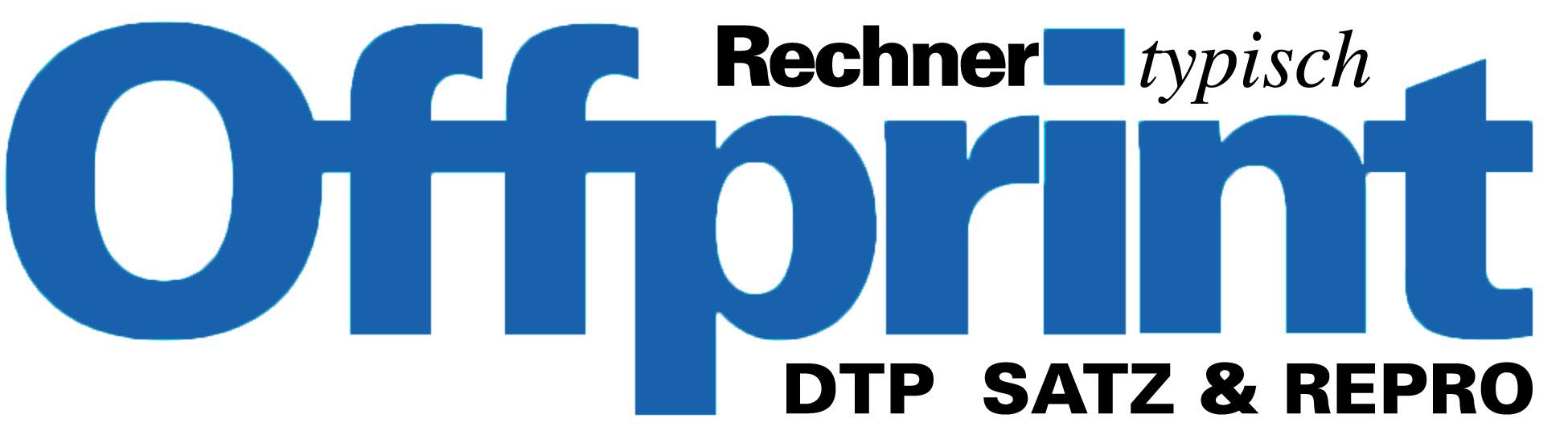 Logo offprint